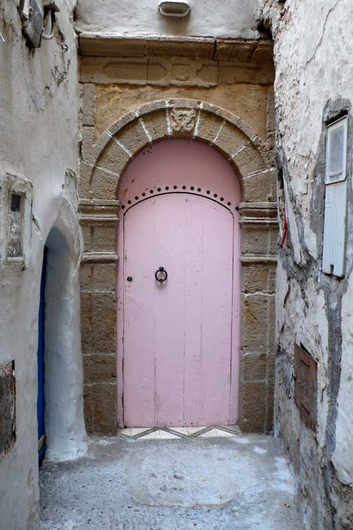 Pink 1 & Essaouira: and a tinted mystery - My Marrakesh
