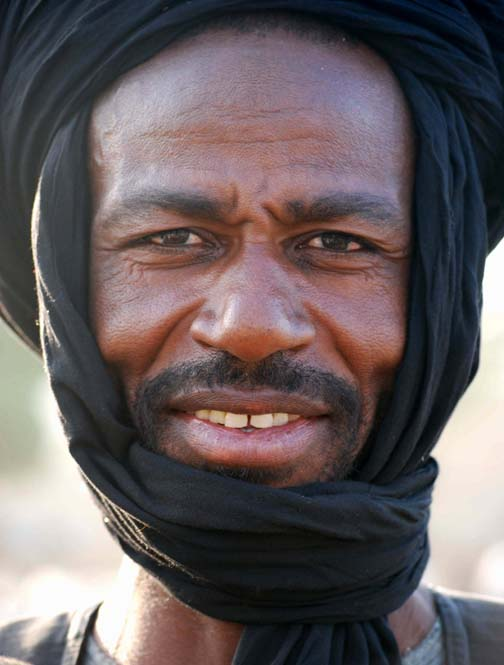Mauritanian Men Also Known As A Tale Of Tempting Turbans