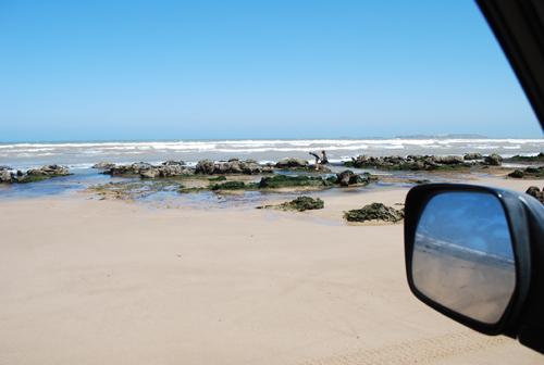 S rear mirror beach aug 9 2009 117