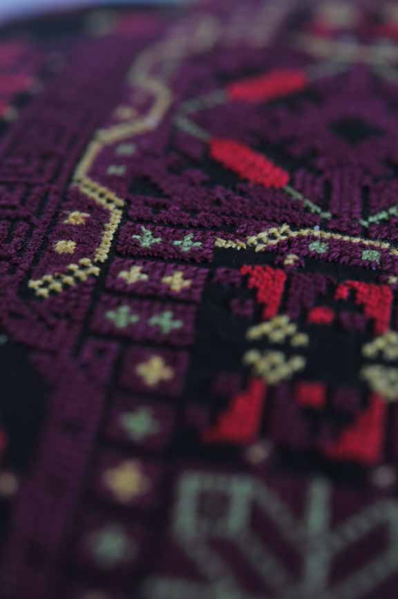 Marrakech: a tale of embroidery and the too busy girl - My ...