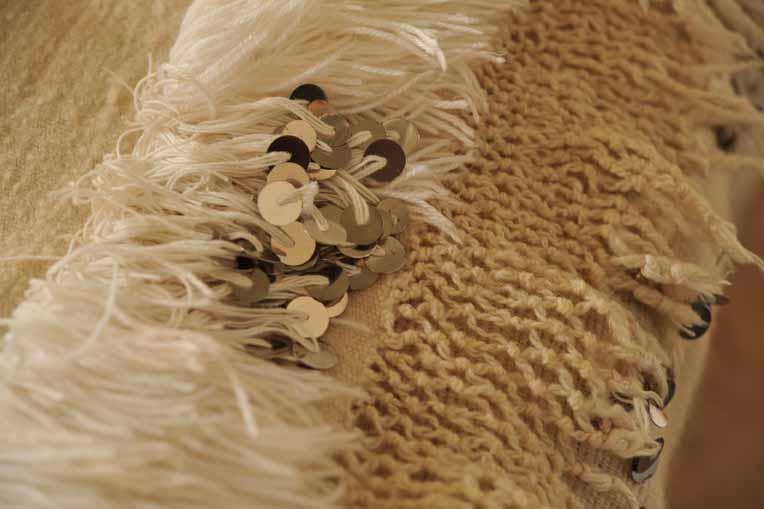 Blanket 515 detail