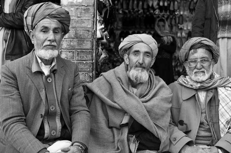 Afghan men 7