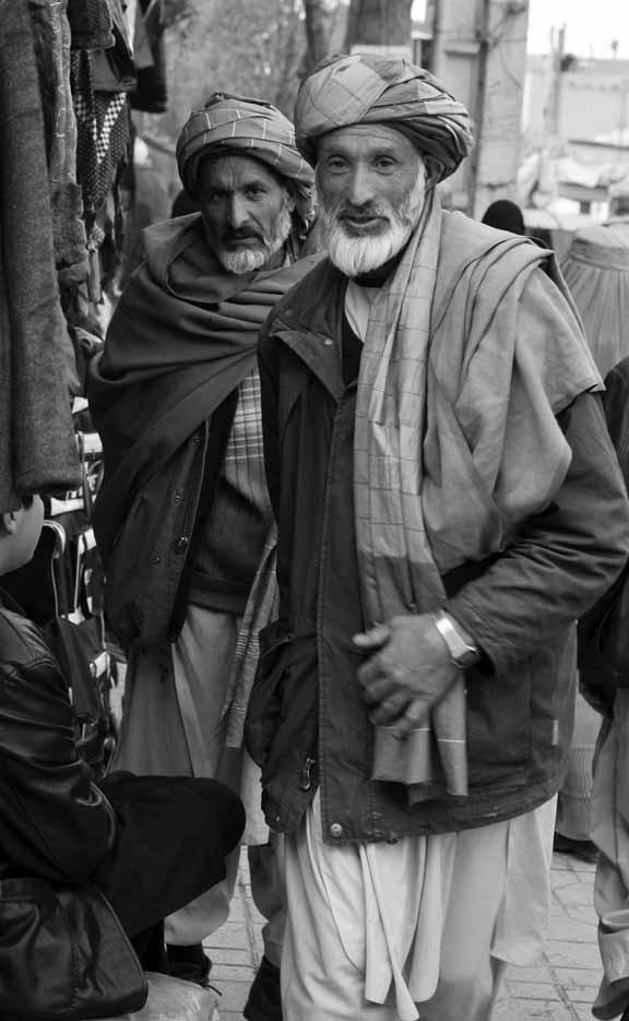 Afghan men 10