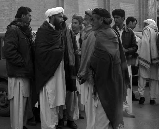 Afghan men 1