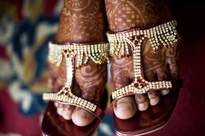 My Marrakesh Kashmir wedding