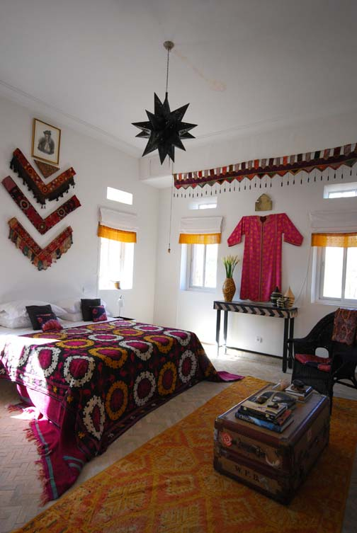 Room of the Sufi Seamstress