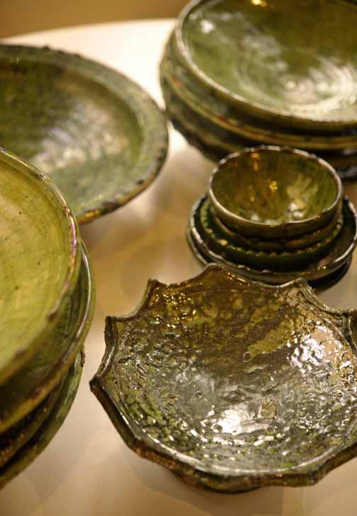 My Marrakesh blog Moroccan pottery photo