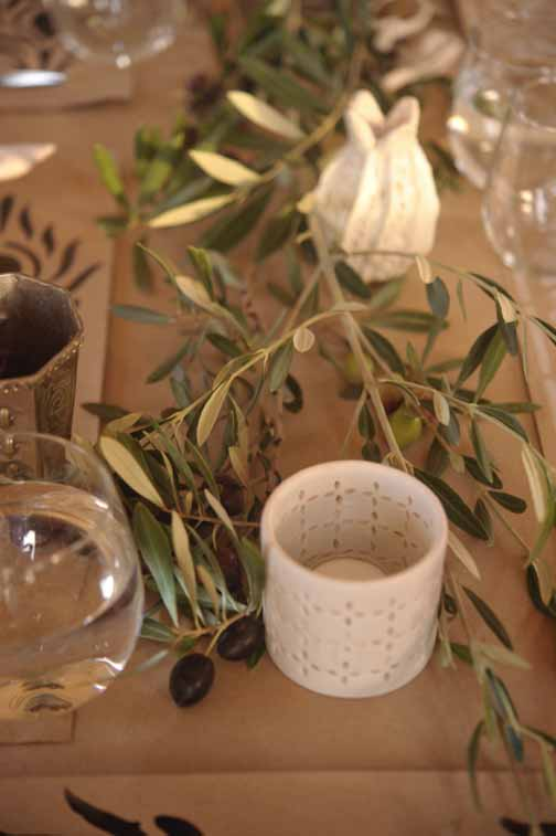 My Marrakesh blog table decor