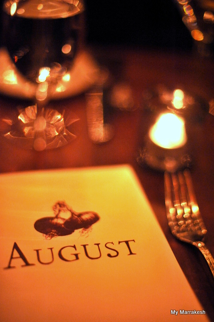 August by My Marrakesh