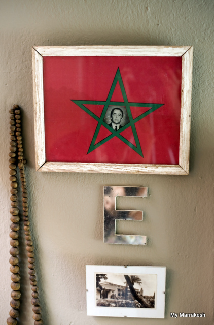 3 Moroccan star at zid zid house 001