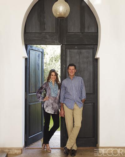 Maryam Montague and Chris Redecke