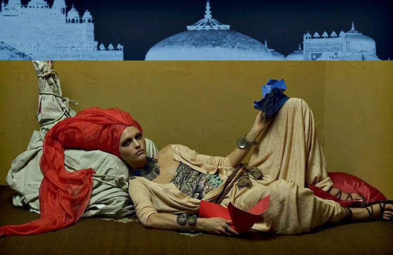 My Marrakesh blog Vogue Italia shoot 2