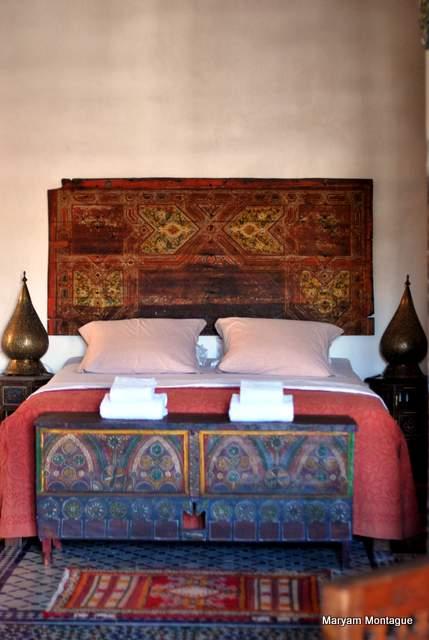 Fez bedroom