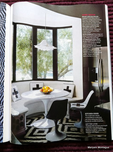 Peacock Pavilions in Living Etc, shot by Richard Powers 3