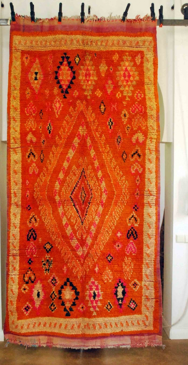 Red Thread Souk rug