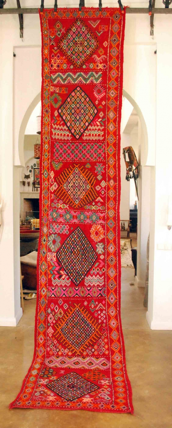 Red Thread Souk carpet 498