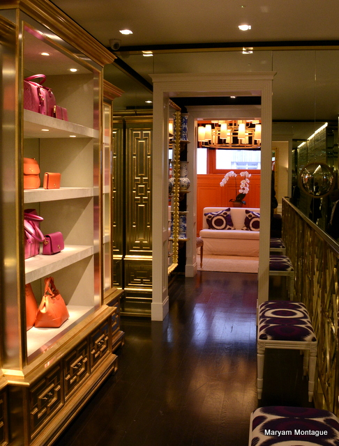London And A Tale Of The Tory Burch Flagship Store My