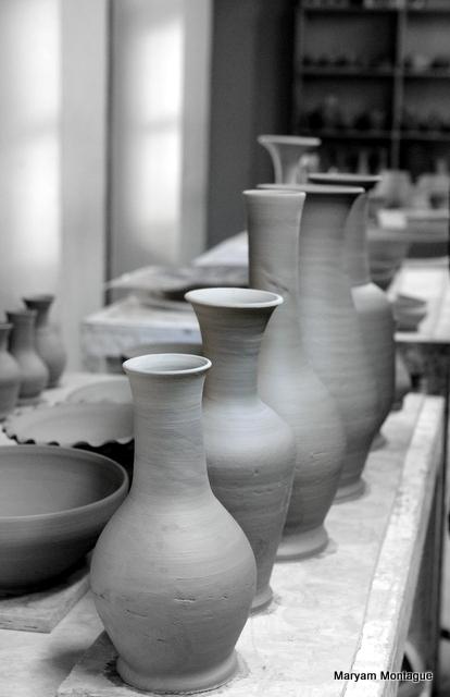 Afghan pottery 1