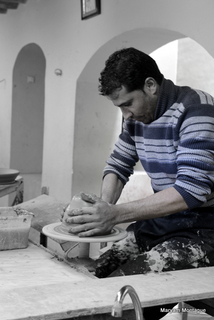 Afghan pottery 3