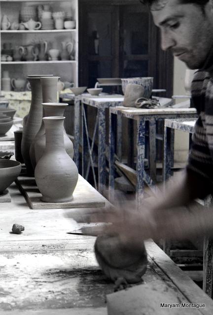 Afghan pottery 2