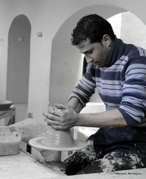 Afghan pottery 4