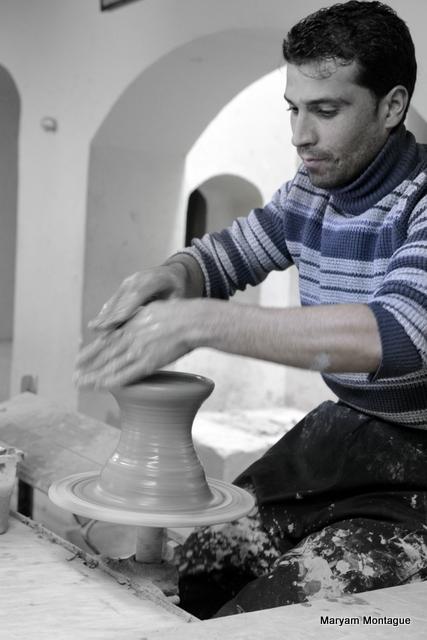 Afghan pottery 5