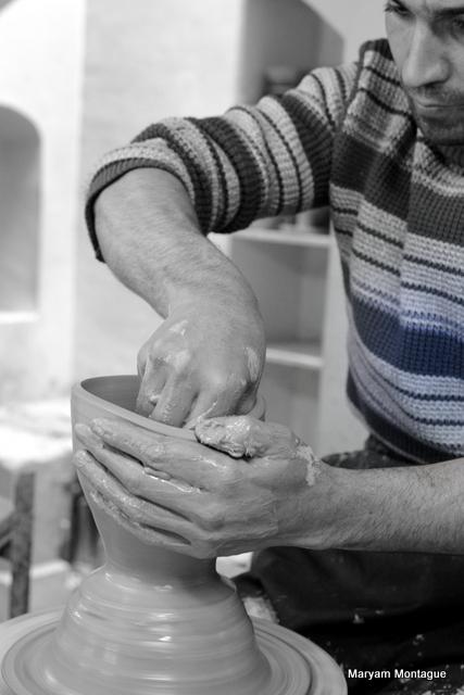 Afghan pottery 7