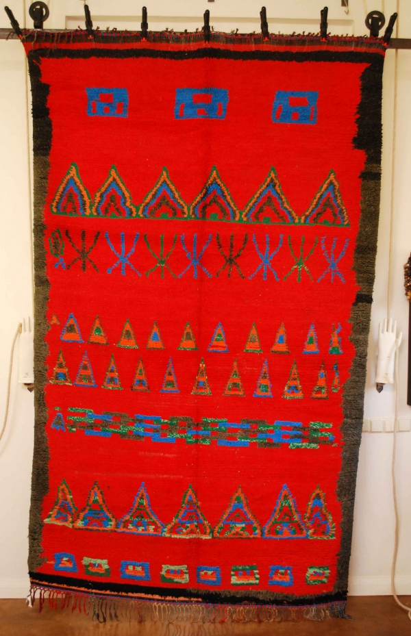 Morocco And A Tale Of Moroccan Carpets And Rugs My