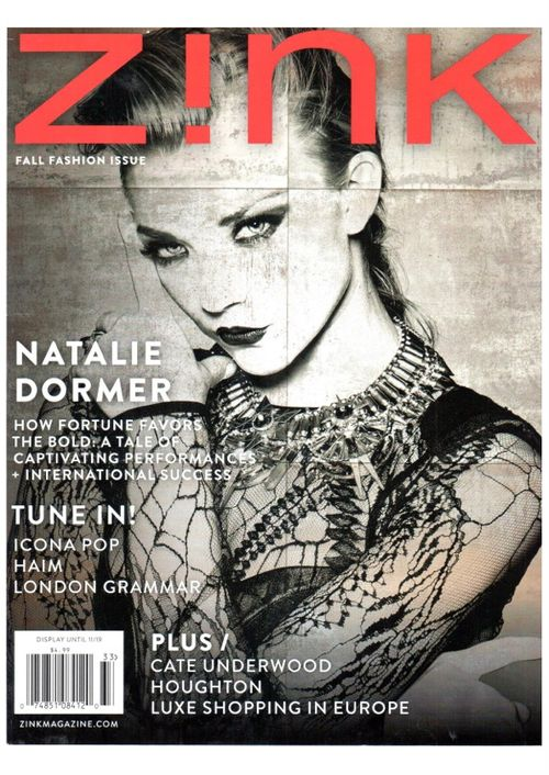 Zink cover