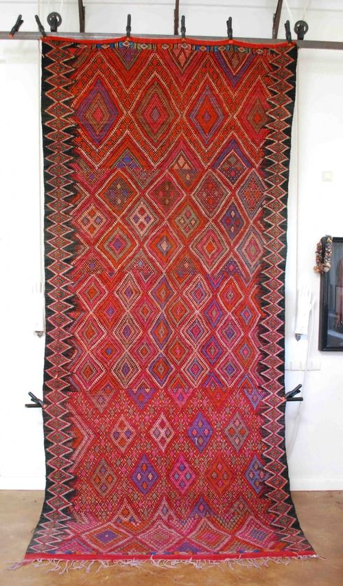 Red Thread Souk carpet 7