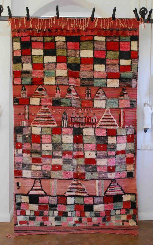 Red Thread Souk carpet 13