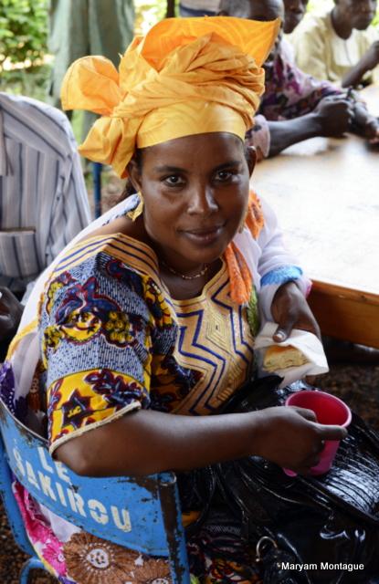 Mali portrait by Maryam Montague
