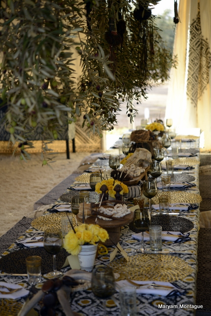 Moroccan Thanksgiving 1