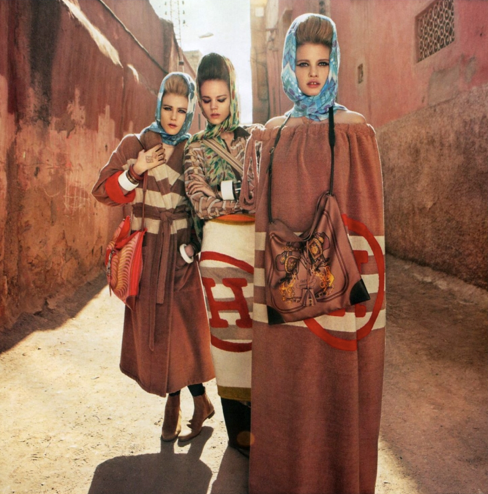 Vogue Magazine Morocco 1
