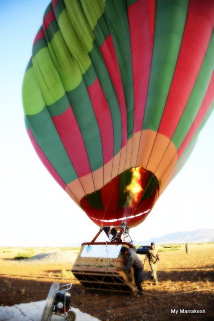 My Marrakesh blog Ciel d'Afrique 3