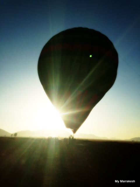 My Marrakesh blog Ciel d'Afrique 9
