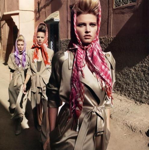 Vogue Magazine Morocco 2