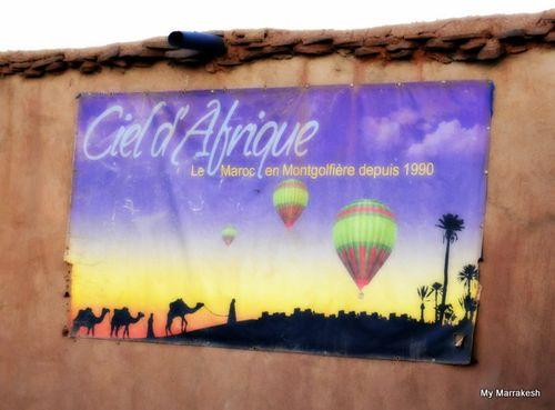 My Marrakesh blog Ciel d'Afrique 15