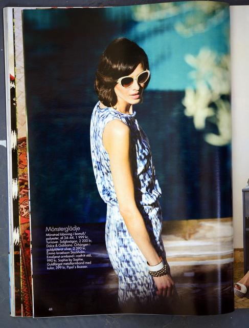 Femina Magazine shoot at Peacock Pavilions in Marrakech 6