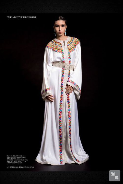 Caftans as posted on the My Marrakesh blog 8