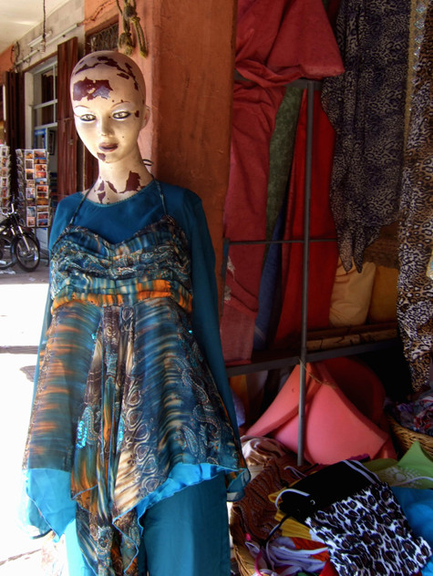 Marrakech_mannequin