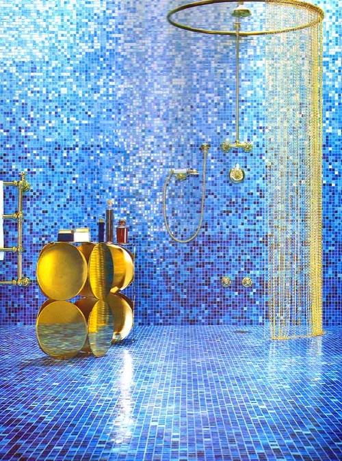 Moroccan Mosaics Room Decor